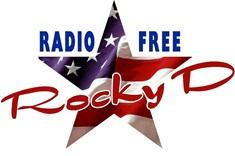Radio Free Rocky Dee Media Logo
